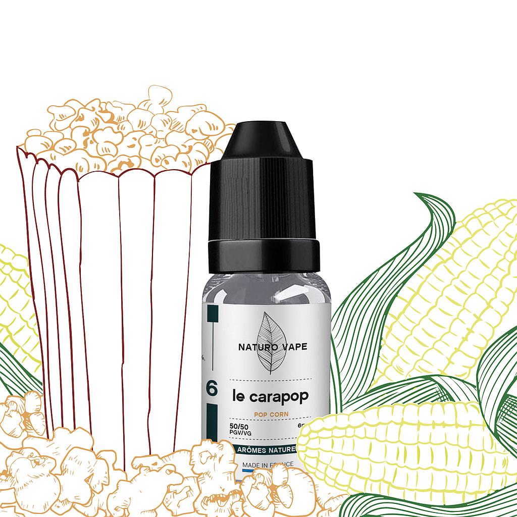 le carapop arôme naturel e-liquide