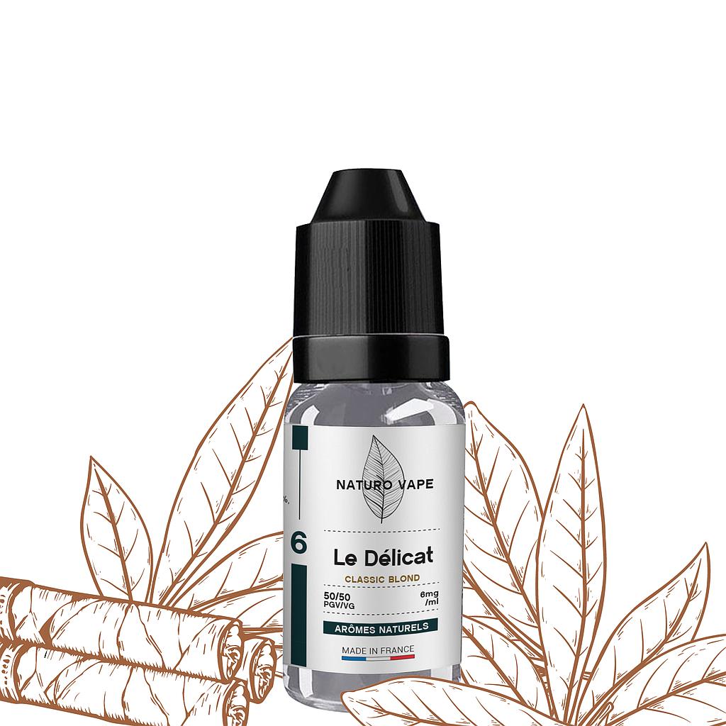 le délicat arôme naturel e-liquide
