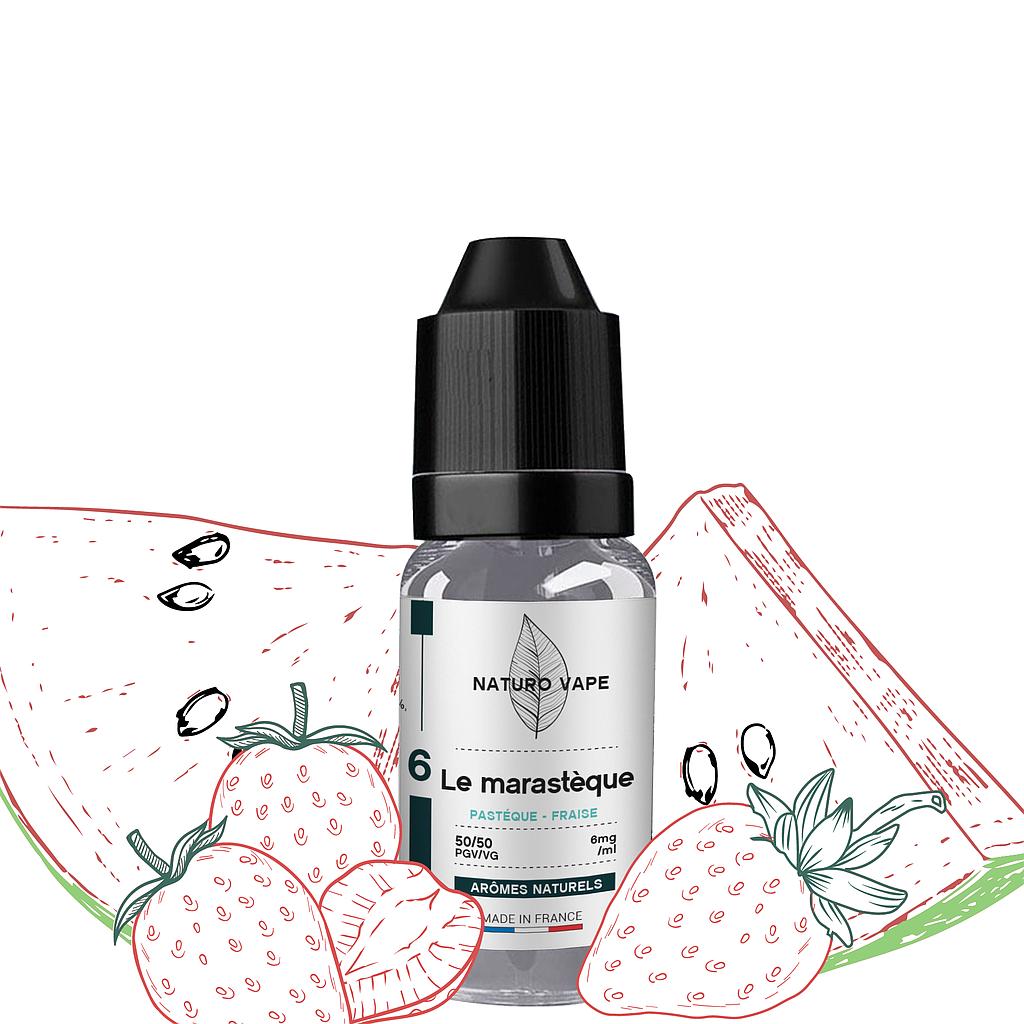 le marastèque arôme naturel e-liquide