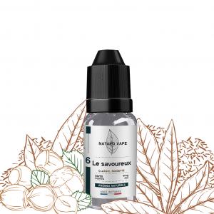 le savoureux arôme naturel e-liquide